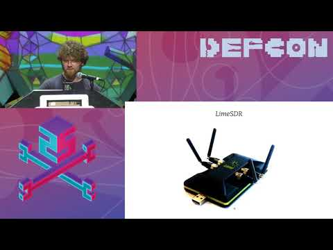 DEF CON 25 - Caleb Madrigal - Controlling IoT devices with crafted radio signals