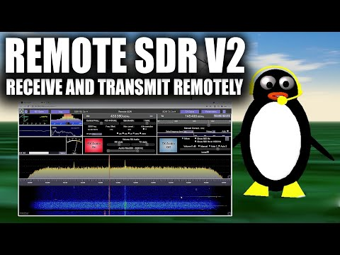 Remote SDR V2 with Orange Pi and Transmit Capable