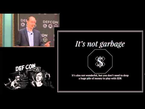 DEF CON 23 - Ian Kline - LTE Recon and Tracking with RTLSDR