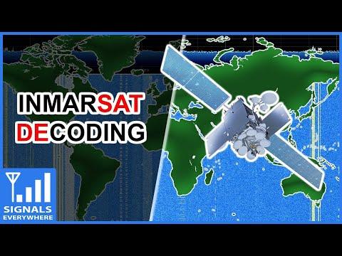 Inmarsat LES EGC and AERO ACARS Decoding
