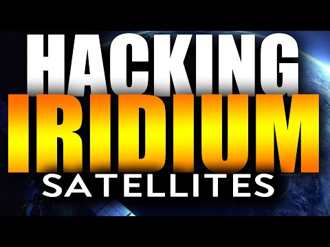 Hacking Iridium Satellites With Iridium Toolkit