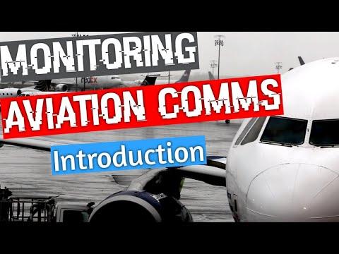 Monitoring Aviation Communications - Part 1