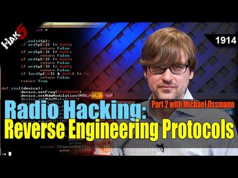 Radio Hacking: Reverse Engineering Protocols Part 2 - Hak5 1914