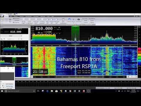 SDRPlay RSP1A vs, RSP1 comparison