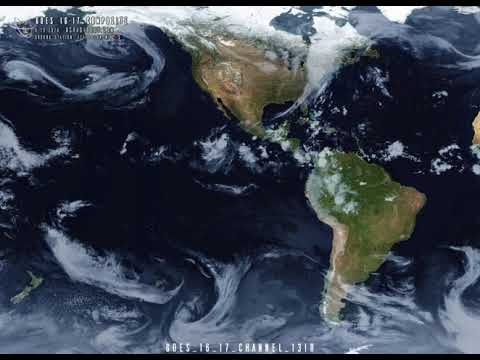 GOES 16-17 Composite imagery