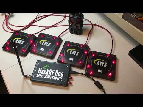 Hacking Restaurant Pagers with HackRF