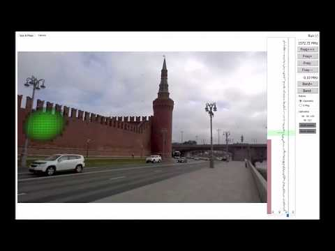 XNZR is searching for Moscow GPS Spoofing Anomaly