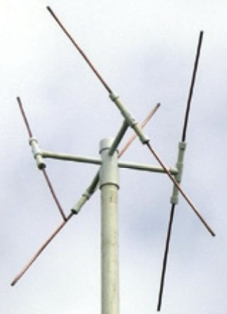 Double Cross Antenna