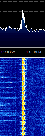 APT Signal Zoomed Out