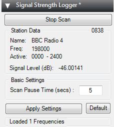 SignalStrengthLogger