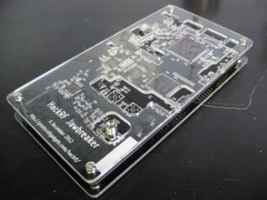 HackRF Jawbreaker Board with Enclosure