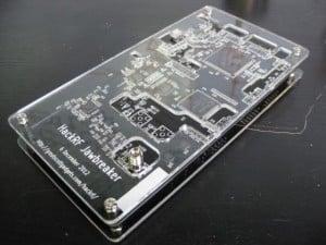 HackRF Jawbreaker Board with Enclosure