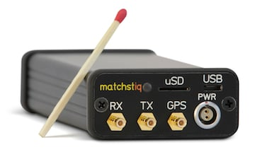 New Software Defined Radio Matchstiq By Epiq Solutions