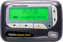 A Pager