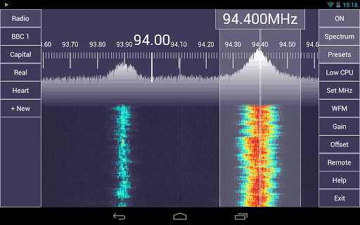sdr touch