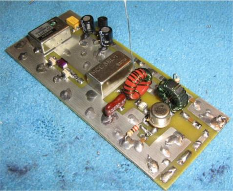 Frequency Doubler Circuit