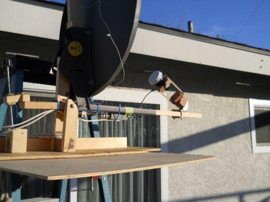 Moonbounce Equipment Setup