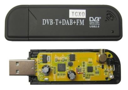 TCXO Modified RTL-SDR
