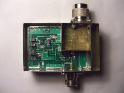 0.2dB Noise Figure Low Noise Amplifier