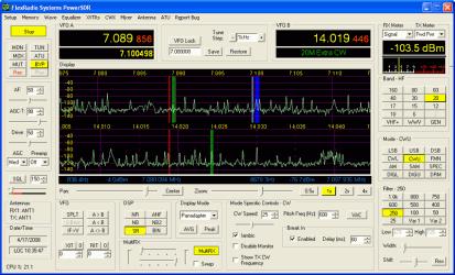 SDR-Radiocom - Software