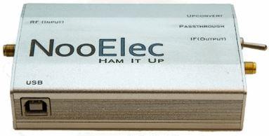NooElec Ham-It-Up Upconverter Case