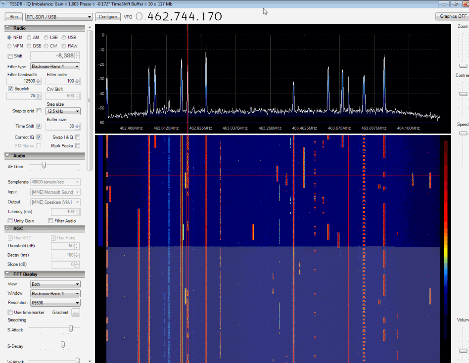 Timeshift SDR# Plugin