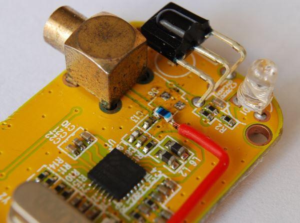 RTL-SDR Bias-T Modification