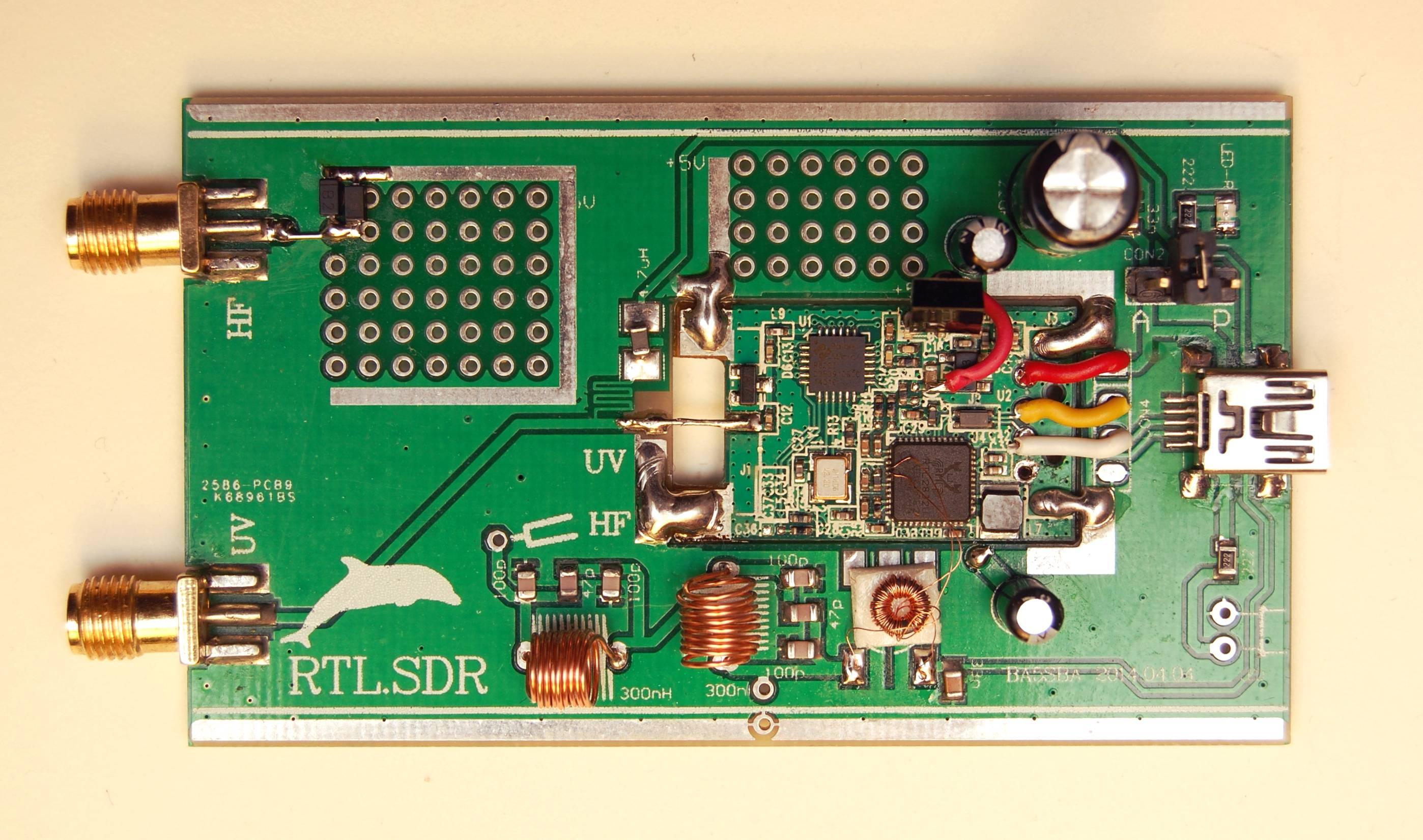Chinese RTL-SDR Kit