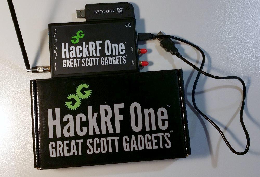 HackRF Initial Review
