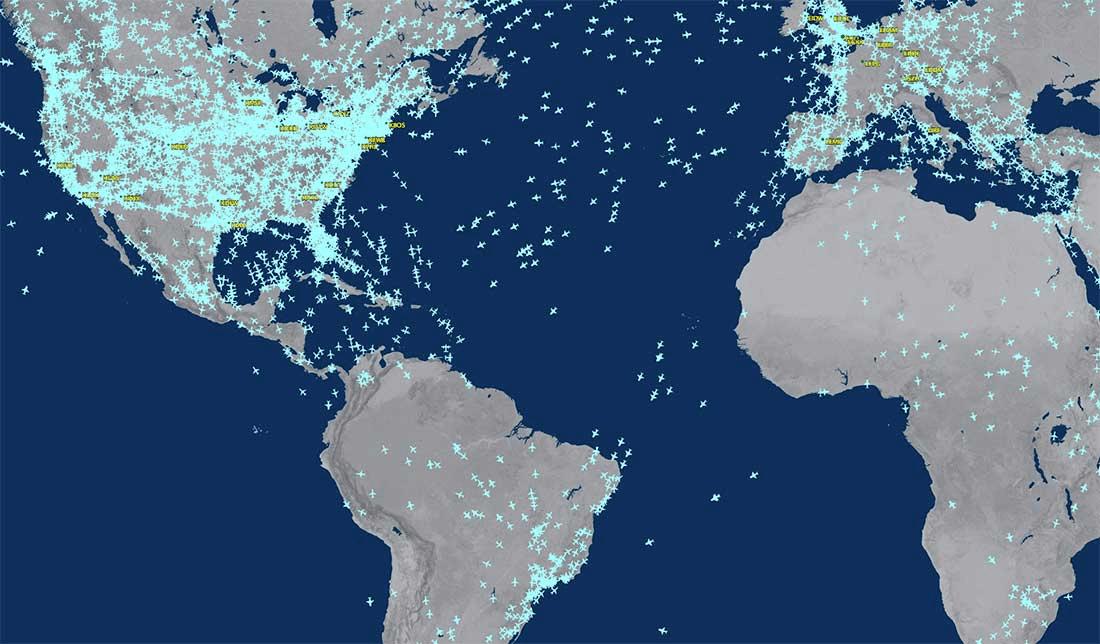 Resultado de imagem para On the FlightAware website
