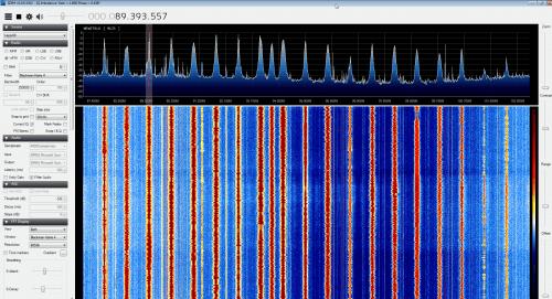HackRF Receiving WFM