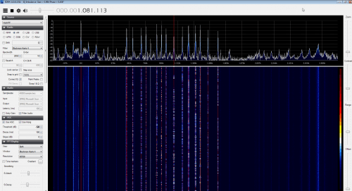 HackRF Receiving AM Radio