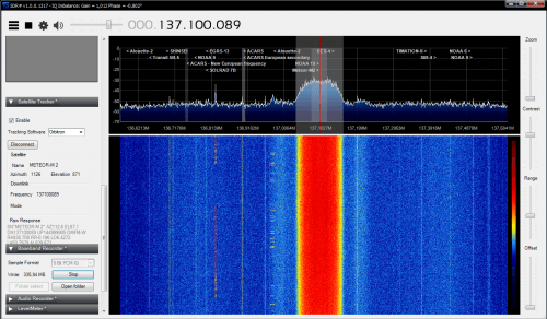 What a LRPT signal looks like in SDR#