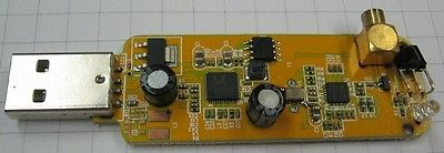 TCXO Modded RTL-SDR from the USA