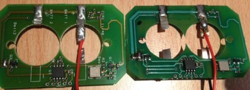 RFID Car Key Tokens