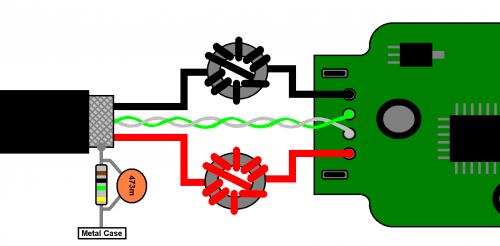 Shielding Wiring Diagram