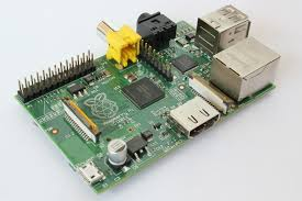 Raspberry Pi Mini Linux Computer