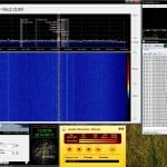 SDR# with Orbitron for Doppler Correction and Sorcerer for Decoding Cosmos