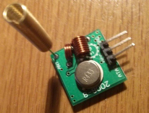 433 MHz OOK Transmitter