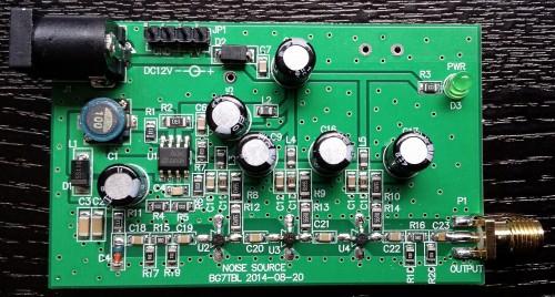 The BG7TBL Noise Source