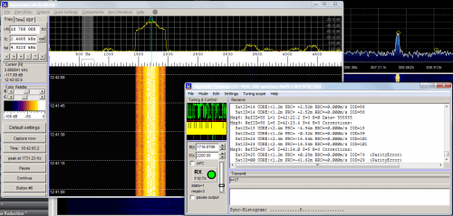 Decoding Differential GPS (DGPS) signals in SpectrumLab
