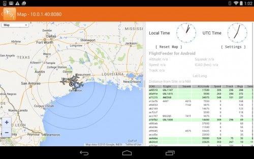 FlightAware ADS-B App