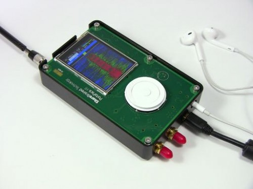 The HackRF Portapack