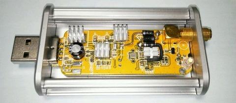 RTL-SDR Heatsink Cooling