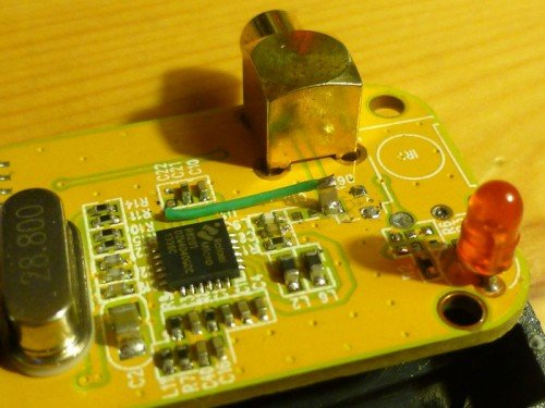 TX mod for the RTL-SDR.