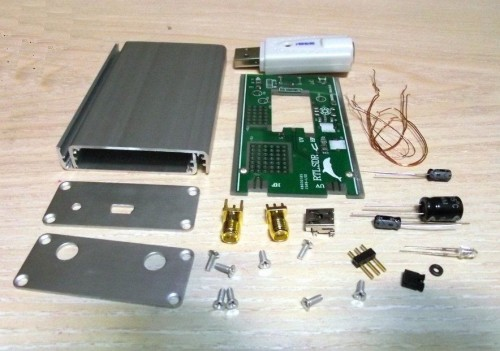 The BA5SBA Direct Sampling RTL-SDR Kit