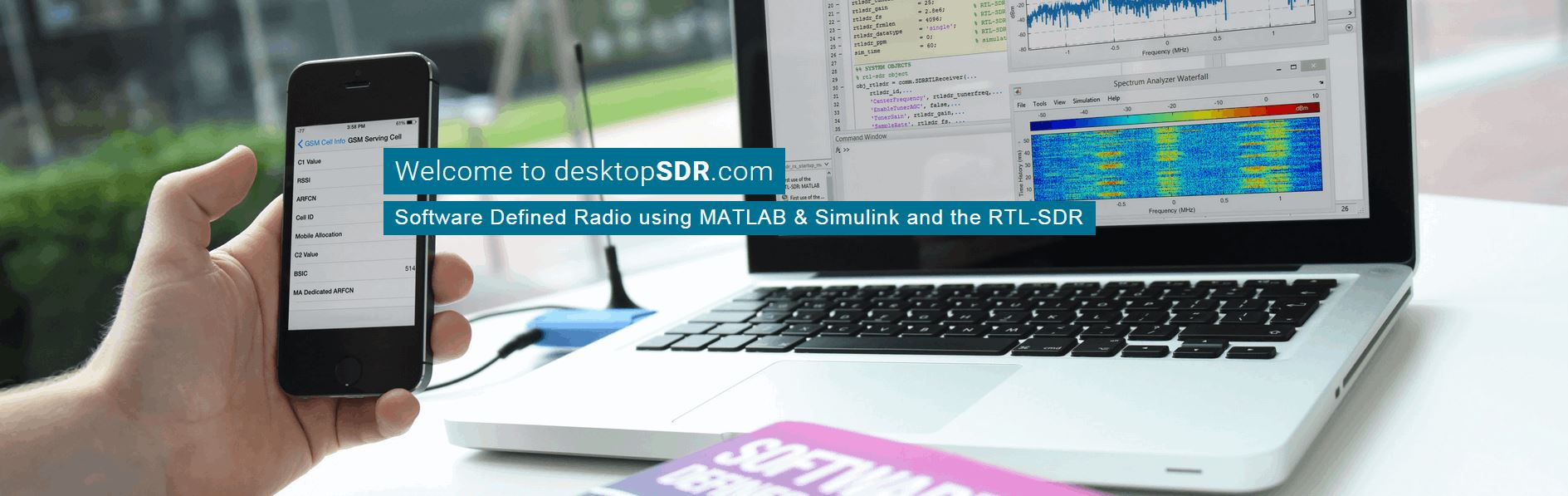 FPGAs for DSP and Software-Defined Radio: Short Course at UCLA
