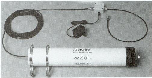 The dressler ARA-2000