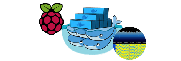 Raspberry Pi + Docker + RTL-SDR
