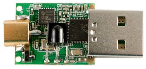 The Nano 2 circuit.